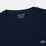 Мужская футболка Lacoste Pima Jersey Navy фото- 1