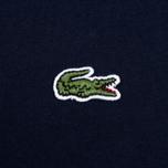 Мужская футболка Lacoste Pima Jersey Navy фото- 3