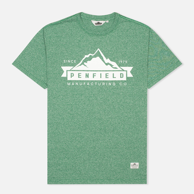 Penfield Mountain Men's T-shirt Green