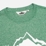 Penfield Mountain Men's T-shirt Green photo- 1