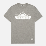Мужская футболка Penfield Mountain Grey фото- 0