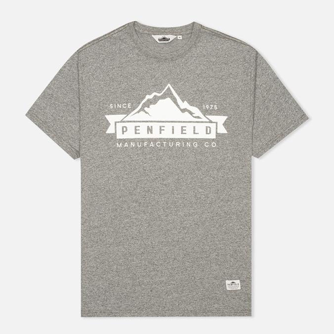 Мужская футболка Penfield Mountain Grey
