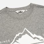 Мужская футболка Penfield Mountain Grey фото- 1