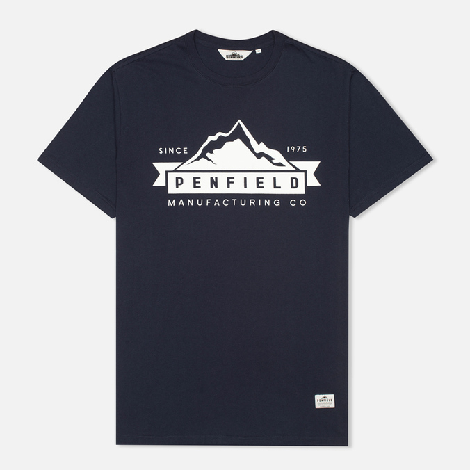 Мужская футболка Penfield Mountain Navy