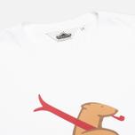 Penfield Ski Bear Men's T-shirt White photo- 1