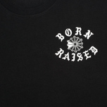 Мужская футболка Reebok x Born X Raised GR Tee Black фото- 2