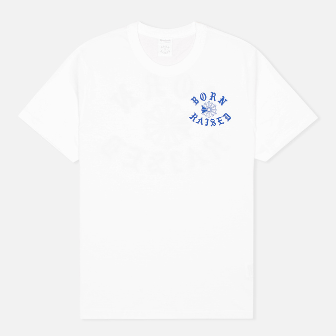 Мужская футболка Reebok x Born X Raised GR Tee White
