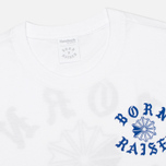 Мужская футболка Reebok x Born X Raised GR Tee White фото- 2