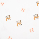 Мужская футболка Reebok x Maison Kitsune AOP Tee White фото- 2
