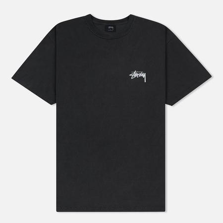 Мужская футболка Stussy 8 Ball Black