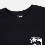 Мужская футболка Stussy 8 Ball Black фото- 3