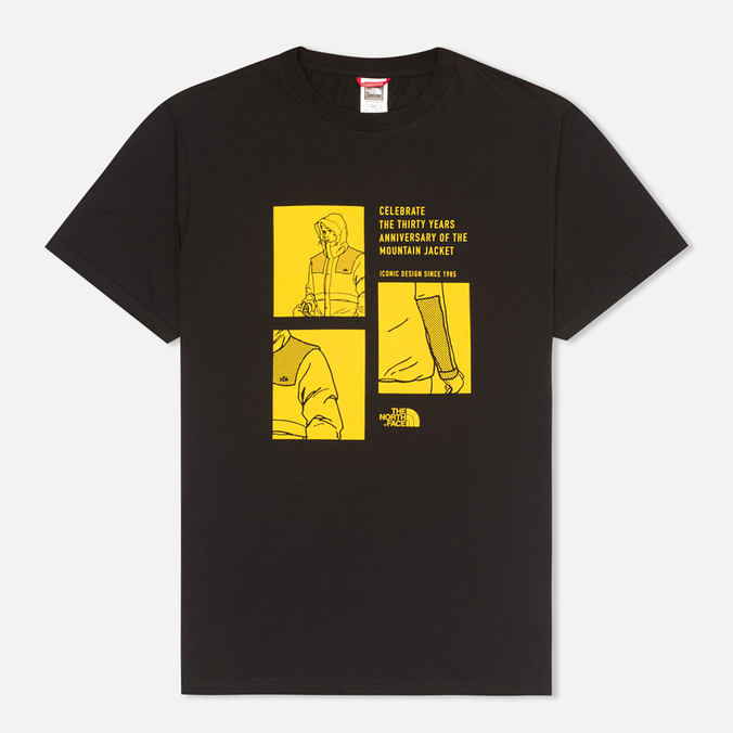 The North Face Celebration Men's T-shirt Black