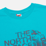 Мужская футболка The North Face Icecave Enamel Blue фото- 1