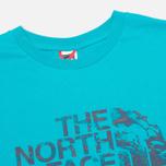 Мужская футболка The North Face Icecave Enamel Blue фото- 1