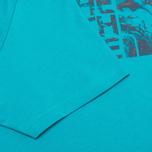 Мужская футболка The North Face Icecave Enamel Blue фото- 2