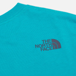 Мужская футболка The North Face Icecave Enamel Blue фото- 3