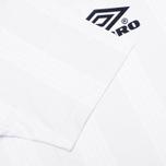 Мужское поло Umbro Pro Training E96 Tournament White фото- 3
