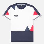 Мужская футболка Umbro Pro Training Inner City White фото- 0