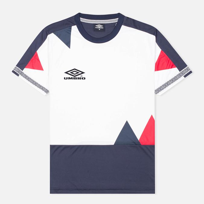 Мужская футболка Umbro Pro Training Inner City White
