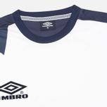 Мужская футболка Umbro Pro Training Inner City White фото- 1