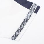 Мужская футболка Umbro Pro Training Inner City White фото- 3