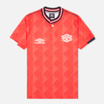 Мужская футболка Umbro Pro Training New England Red фото- 0