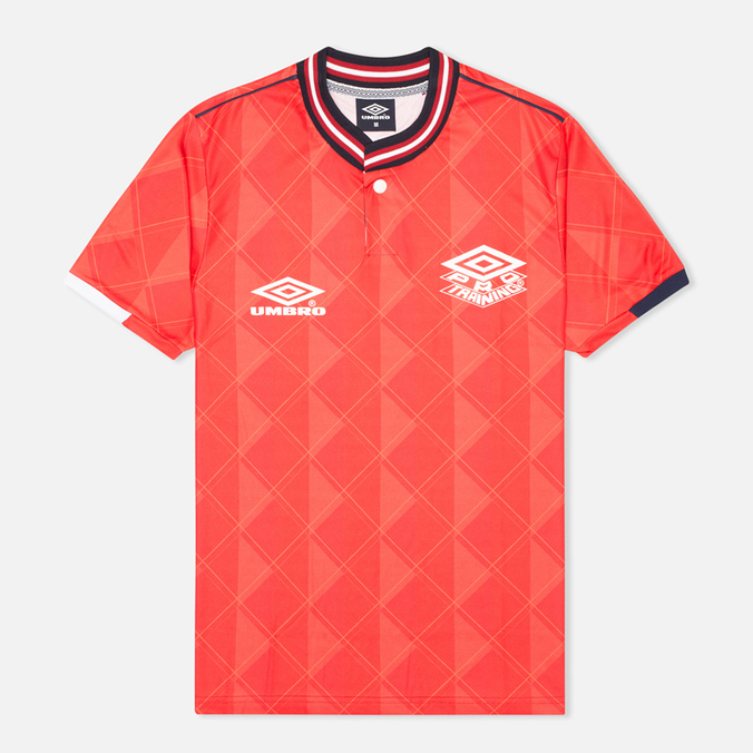 Мужская футболка Umbro Pro Training New England Red