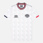 Мужская футболка Umbro Pro Training New England White фото- 0