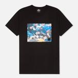 Мужская футболка Undefeated Brawl Black фото- 0