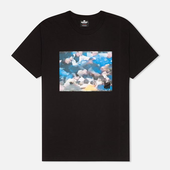 Мужская футболка Undefeated Brawl Black