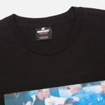 Мужская футболка Undefeated Brawl Black фото- 1