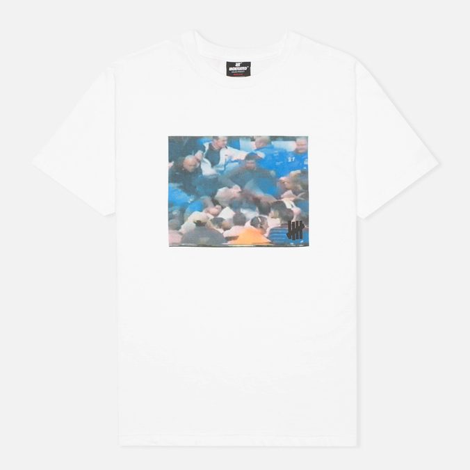 Мужская футболка Undefeated Brawl White
