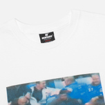 Мужская футболка Undefeated Brawl White фото- 1