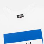 Undefeated Fuckin Hooligans Men's T-shirt White photo- 1
