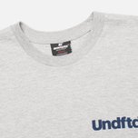 Мужская футболка Undefeated In Strike Heather Grey фото- 2