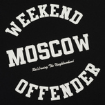 Мужская футболка Weekend Offender City Collection Moscow Black фото- 2