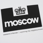 Мужская футболка Weekend Offender City Collection Moscow White фото- 2