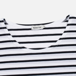 Женская футболка Armor-Lux Cap Coz Breton Blanc/Rich Navy фото- 1
