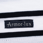 Женская футболка Armor-Lux Cap Coz Breton Blanc/Rich Navy фото- 2
