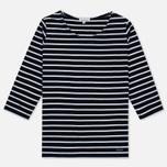 Женская футболка Armor-Lux Cap Coz Breton Rich Navy/Blanc фото- 0