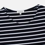 Женская футболка Armor-Lux Cap Coz Breton Rich Navy/Blanc фото- 1