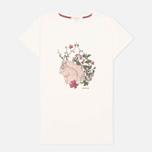 Женская футболка Barbour Fell Snow фото- 0