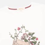 Женская футболка Barbour Fell Snow фото- 1