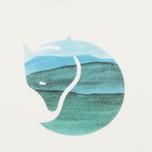 Женская футболка Fjallraven Watercolour Fox Chalk White фото- 1