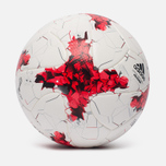 Футбольный мяч adidas Krasava FIFA Confederations Cup 2017 White/Red/Power Red/Clear Grey фото- 0