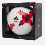 Футбольный мяч adidas Krasava FIFA Confederations Cup 2017 White/Red/Power Red/Clear Grey фото- 4
