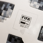 Футбольный мяч adidas Football Telstar FIFA World Cup 2018 White/Black/Silver Metallic фото - 5