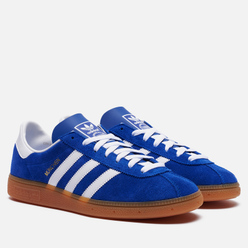 Кроссовки adidas Originals Munchen Royal Blue/Cloud White/Gum