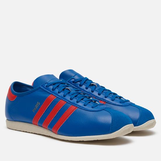 Кроссовки adidas Originals Paris Lush Blue/Lush Red/Off White