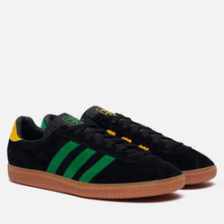 Кроссовки adidas Originals Padiham Core Black/Wonder Glow/Green